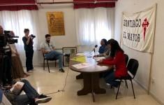 Rueda de prensa para la Marcha Solidaria 2018