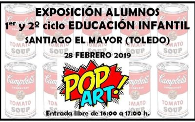 EXPOSICIÓN POP ART