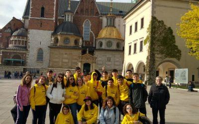 Viaje a Kraków